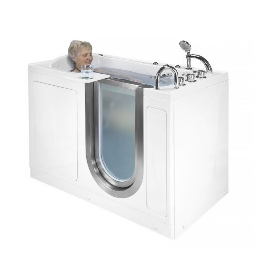 Elite Acrylic Walk-In Bathtub