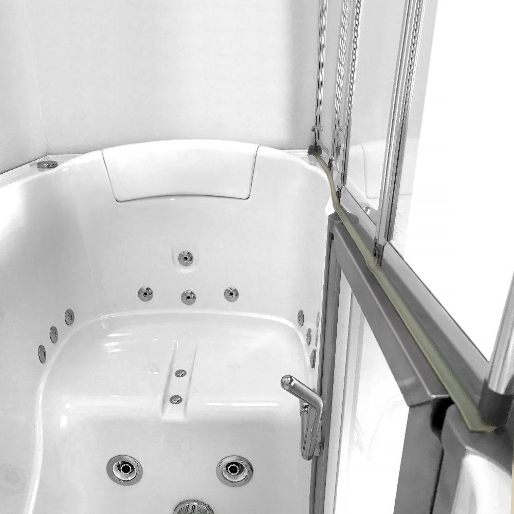walk in tub screen door