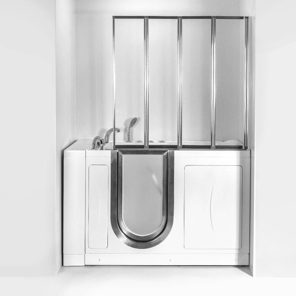 walk-in tub door