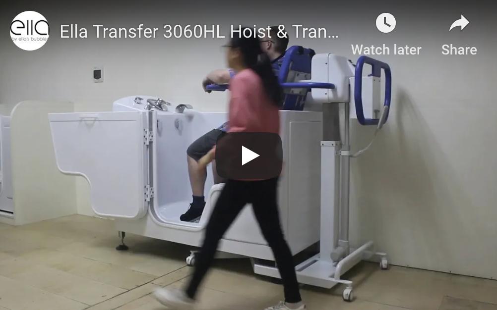 Walk-in Tub video